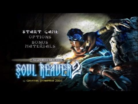 Let's Play Legacy of Kain: Soul Reaver 2 (pt 1)