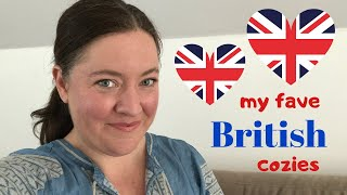 British Cozy Mysteries 🇬🇧🇬🇧