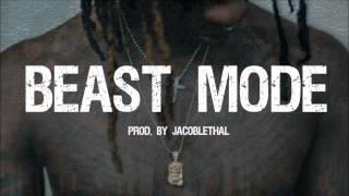 "Young Thug Type Beat 2016 - ""Beast Mode"""