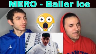 AMERICANS FIRST REACTION TO MERO   Baller Los (Official Video)
