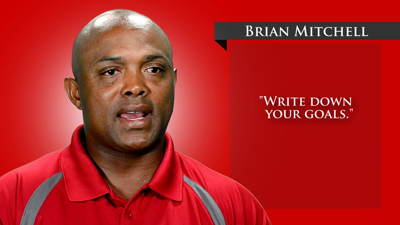 Want to Achieve Your Goals? Take This Advice From Super Bowl Champion Brian Mitchell