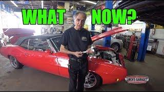 1970 GTO Won't Turn Over - Thunderbird Soft Top Puzzle