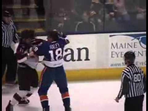 Micheal Haley vs Ryan Hollweg