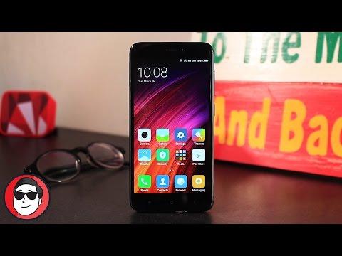 Unboxing Xiaomi Redmi 4X - Warna BLACK!!!