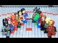 Lego Superhero Chion Ironman vs Batman Final Episode