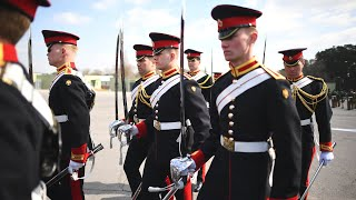 video: Watch: Military rehearsals held ahead of Prince Philip's funeral