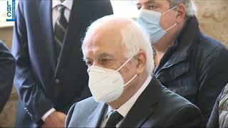 Lebanon-Najjar Funeral