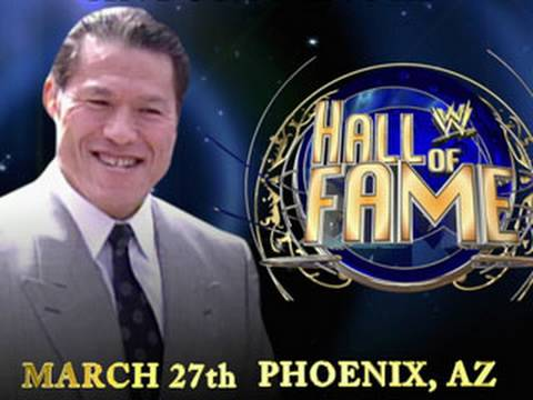2010 WWE Hall of Fame Inductee: Antonio Inoki