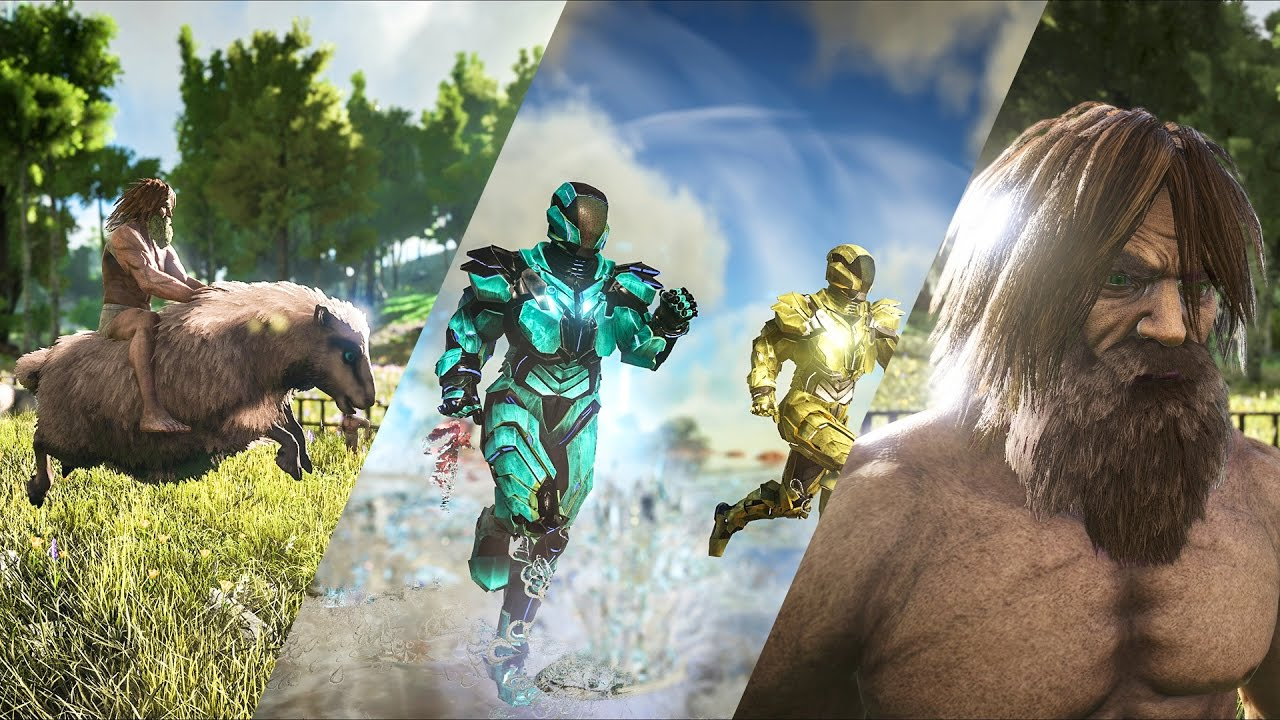 ARK: Survival Evolved - Patch 254 - System Requirements
