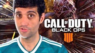 A HISTÓRIA dos zumbis, Call of Duty Black Ops 4 ZOMBIES, nem parece COD