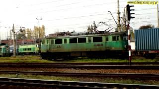 preview picture of video 'Stacja Czechowice Dziedzice -  kilku gości. 2012r.'