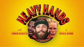 Analyzing the KOs of Andre Ward & Holly Holm (Heavy Hands #164)