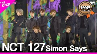 Gambar cover NCT 127, Simon Says [THE SHOW 181127]