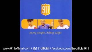 911 - Party People...Friday Night - 01/04: Party People (Jon Douglas Radio Edit) [Audio] (1998)