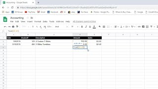 Basic Spreadsheet Accounting For Your Craft Business