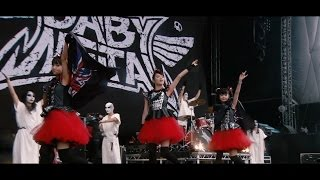 BABYMETAL - Ijime,Dame,Zettai - Live at Sonisphere 2014,UK (OFFICIAL)