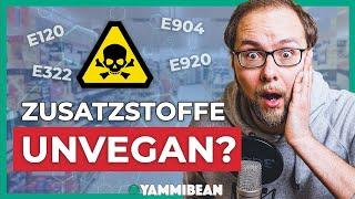 Welche E-Nummern nicht vegan sind (und warum)