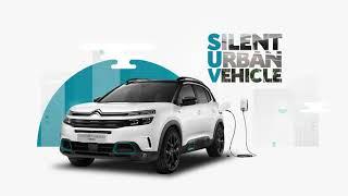 [오피셜] Citroën C5 Aircross SUV Hybrid, enjoy fast charging in only 2 hours