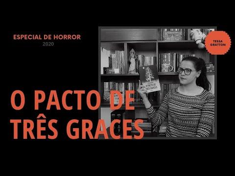 O Pacto de Três Graces - Tessa Gratton   Epílogo Literatura