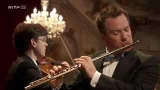 EMMANUEL PAHUD - Friedrich der Grosse  Concerto for flute in C major