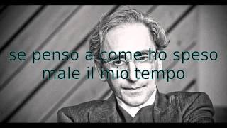 Franco Battiato - La stagione dell' amore MARCOVOX REMIX