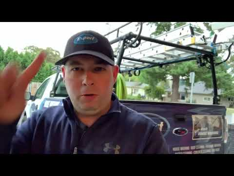 Harbor Freight Haul Master Ladder Rack Review- Don't Buy