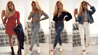 CASUAL SPRING SUMMER OUTFIT IDEAS / Outfits Of The Week 2020