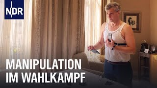 Wahlkampf undercover: Wie PR-Profis uns manipulieren | 45 Min | NDR
