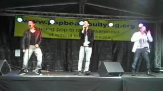 911, DONT MAKE ME WAIT, AT PARTY IN THE PARK STOURBRIDGE 7.5.12
