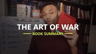The Art of War Book Summary Discussion - Book of the Week