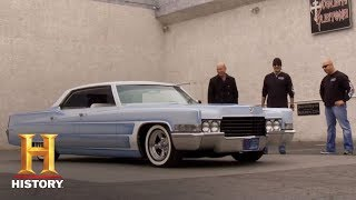 Counting Cars: Scheming for a 1969 Cadillac | History