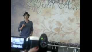 Иэн Сомерхолдер, Ian Somerhalder at Mystic Moon Convention 02.06.2012 Brazil