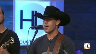 """Aaron Watson performs """"Bluebonnets"""" on Houston Life"""