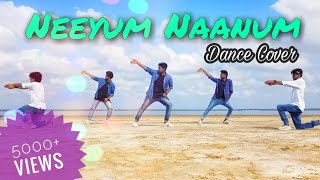 Neeyum Naanum Anbe | Imaikkaa Nodigal | Dance Cover | By Danny | The Dance Hype