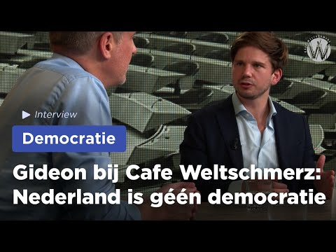 Gideon van Meijeren en de  ontmaskering van leugenaar Rutte
