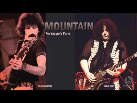 Mountain - For Yasgur's Farm