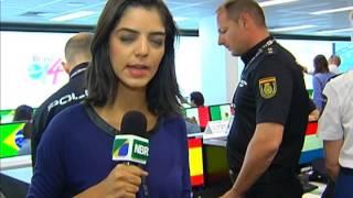 Policiais estrangeiros vão colaborar com polícia brasileira durante Copa 2014