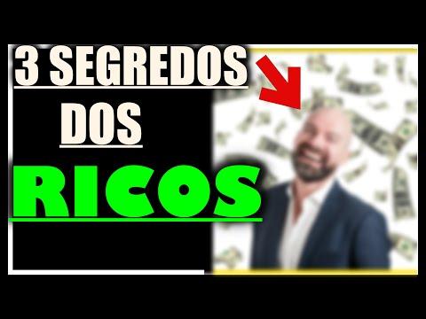 3 Segredos dos RICOS que Vo PRECISA SABER e PRATICAR para Vo Deixar de ser Pobre (Assista!!)