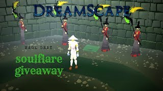 100 MAGEGRAY KEYS-MANAGED TO PULL A SOULFLARE!!!+GIVEAWAY