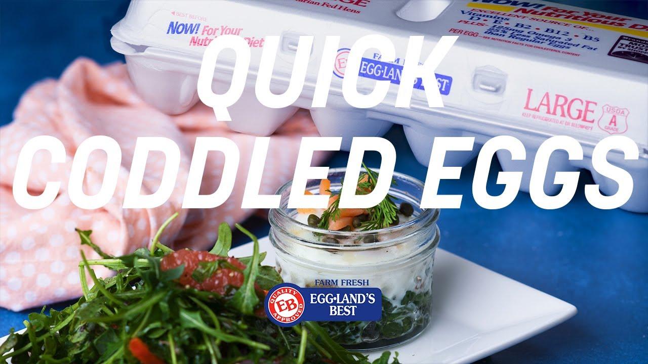 Quick Coddled Eggs