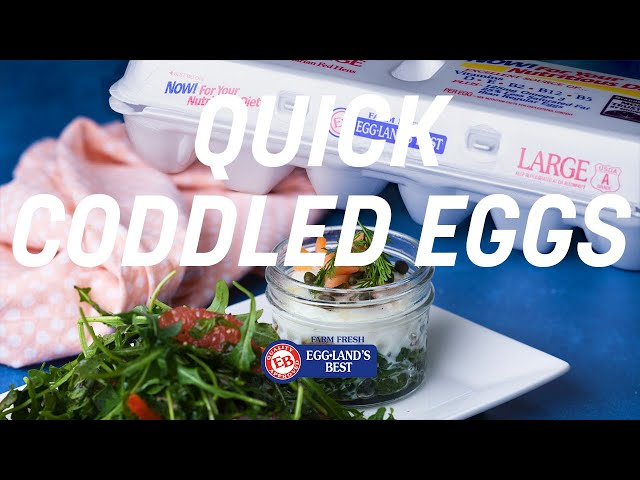 Quick Coddled Eggs