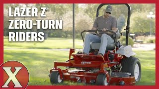 Exmarks redesigned 2018 quest zero turn mowers most popular videos watch the 2018 exmark lazer z mowers in action fandeluxe Choice Image