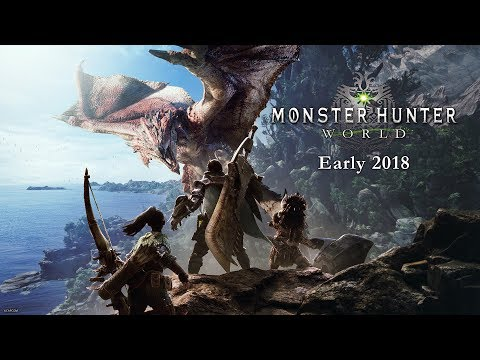 Monster Hunter: World Announcement Trailer thumbnail