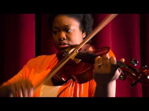 Student Spotlight: Catherine Amos