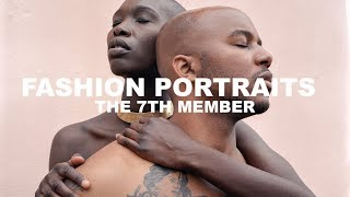 How The7thMember Shoots Incredible Contemporary Fashion Portraits On Film - Phototalks