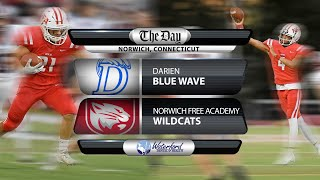 Full replay: Darien at NFA football