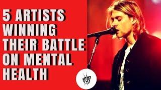 5 Artists Beating Mental Health [EPISODE]