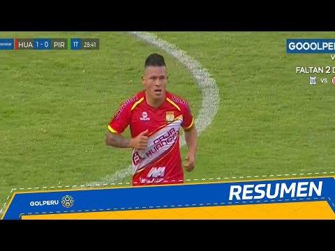 Resumen: Sport Huancayo vs Pirata FC (1-0)