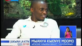 Suala Nyeti: Tiba wa mwanya kwenye mdomo