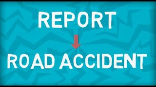 Report Writing on Road Accident| How to write a Report | Format | Example | Incident
